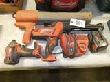 Ast'd Milwaukee M18 Cordless Tools