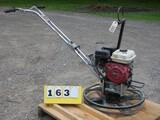 MBW 24'' Power Trowel, Honda 4hp Gas