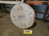 Wagman WFP44MD 44'' Trowel Pan