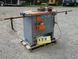 Fascut FR800 Rebar Bender / Cutter