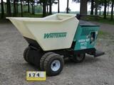 2019 MQ Whiteman WBH-16F Concrete Buggy, SN:190123, Honda GX390, 16 cf Capa