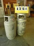 (2) LPG Tanks