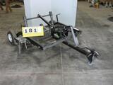 ABI 4' Gravel Grader, Remote Control