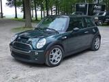 2003 Mini Cooper S Auto, SN:WMWRE33483TD71001, 6 Speed, A/C, Loaded, Sunroo