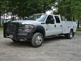 2012 Ford F550 4x4 Mechanics Truck, SN:1FD0W5HT2CEB53475, 6.7 Diesel, Auto,