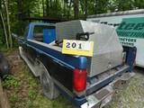Marlflex Waterproofing Sprayer, Graco GMAX 7900 Tar Sprayer, Honda Gas, Wan
