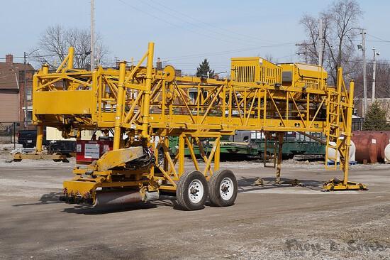 Bridge Building Equipment - Cleveland Ohio
