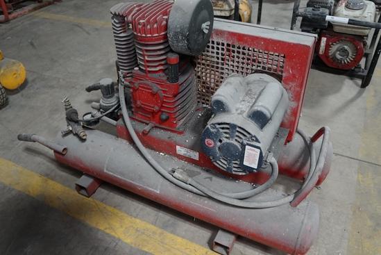 Elec. Hot Dog Air Compressor