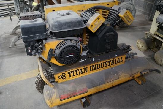 Titan Gas Hot Dog Air Compressor