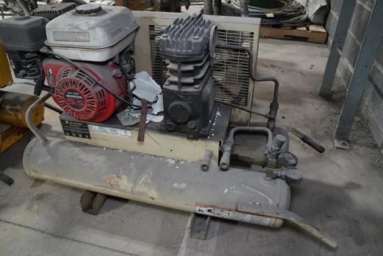 IR Gas Hot Dog Air Compressor