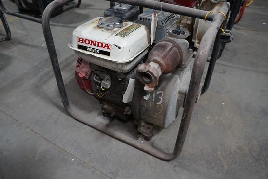 Honda WB20x Water Pump