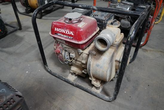 Honda WB20XT Water Pump