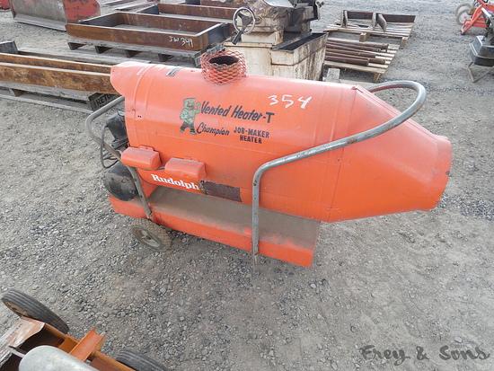 Torpedo Heater