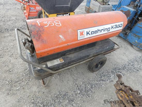 Koehring Torpedo Heater