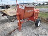 Whiteman WM70 Mortar Mixer, SN:BJ754495