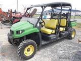 John Deere XUV550 s4 4x4 Gator, SN:M021750, *NOT TITLED*, 4-Seat, Gas, 2200
