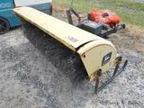 John Deere 246 Front Broom, fits F932, F935 series