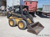New Holland LX665 Skidloader, SN:864396, QT GP Bucket, Aux. Hyd, Reads 2084