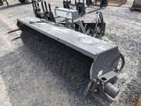2016 Sweepster 84'' Skidloader Broom Attachment, SN:1607006