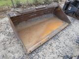 55'' GP Skidloader Bucket