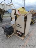 Finn B40 Strawblower, SN:SD1326, 2 Cyl. Gas
