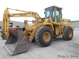 1995 Deere 624G Wheel Loader, SN:552340, EROPS, GP Bucket, Exc. Tires, 6843
