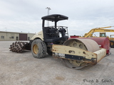 2003 Ingersoll Rand SD105 DX Smooth Vib. Compactor, SN:175379, Padfoot Shel