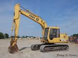 1996 Deere 490E Hydraulic Excavator, SN:025936, QT Bucket, 8263 hrs.