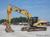 2005 Cat 320CL Hydraulic Excavator, SN:PAB04839, Cat QT w/ 48'' Bucket, Cab