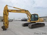 1998 Komatsu PC220LC-6LE Hydraulic Excavator, SN:A83418, Manual Thumb, Aux.