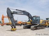 2006 Deere 270D LC Hydraulic Excavator, SN:703182, Quick Coupler w/ 54'' bu