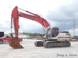 2006 Link Belt 330LX Hydraulic Excavator, SN K6J6-1875, Cab/Air, Aux. Hyd,