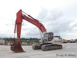 2006 Link Belt 330LX Hydraulic Excavator, SN K6J6-0642, Cab/Air, Aux. Hyd,