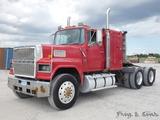 1987 Ford LTL9000 T/A Truck Tractor, 1FDYA90X4HVA21462, Cat 3406, 13 Speed,