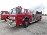 1985 Ford Firetruck, SN:1FDYD80U3FVA28617