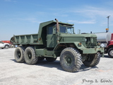 1972 Army M817 6x6 Dump Truck, SN:NI0068-72 / C123-11334, *NO TITLE - OFFRO