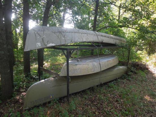 Grumman Aluminum Canoe 17 ft |    Auctions Online | Proxibid