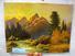 Robert Wood Grand Teton on Canvas