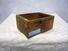 Winchester Lead Air Rifle Shot Wooden Ammo Box