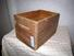 Remington Express 12 ga. Wooden Ammo Box