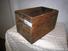Sears - Roebuck & Co Smokeless Powder 10 ga. Wooden Ammo Box