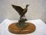 Jumping Mallards Bronze Statue, Bob Winship, No. 7 of 50