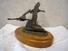 First Sign o' Spring Bronze Statue, Bob Winship, No. 7 of 50