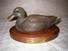 MM Bud Peterson Life Sponsor Ducks Unlimited Canada Bronze Statue