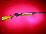 Browning made in Belgium. Model Auto-5 Light Twelve shotgun