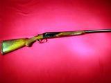 Winchester Model 21 Trap Two Barrel Set SxS shotgun