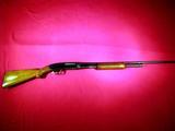 Winchester Model 42 slide action shotgun in .410 bore with 26 in. Full choke barrel  SN: 100518