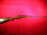 J. Stevens Arms Co. Model 1915 Favorite single shot rifle in .25-Stevens cal.  SN: M509