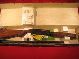 Remington Arms Co., Inc. Model 870 Lightweight Wingmaster slide action shotgun in 28 ga.