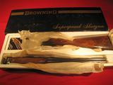 Browning made in Belgium. Superposed Super Light Grade I Grade I O/U shotgun